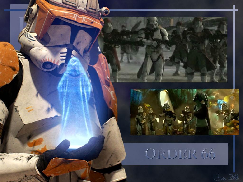 Star Wars Wallpaper: Order 66