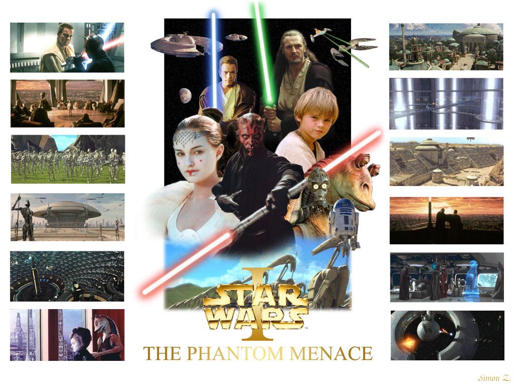 Star Wars Wallpaper: Phantom Menace
