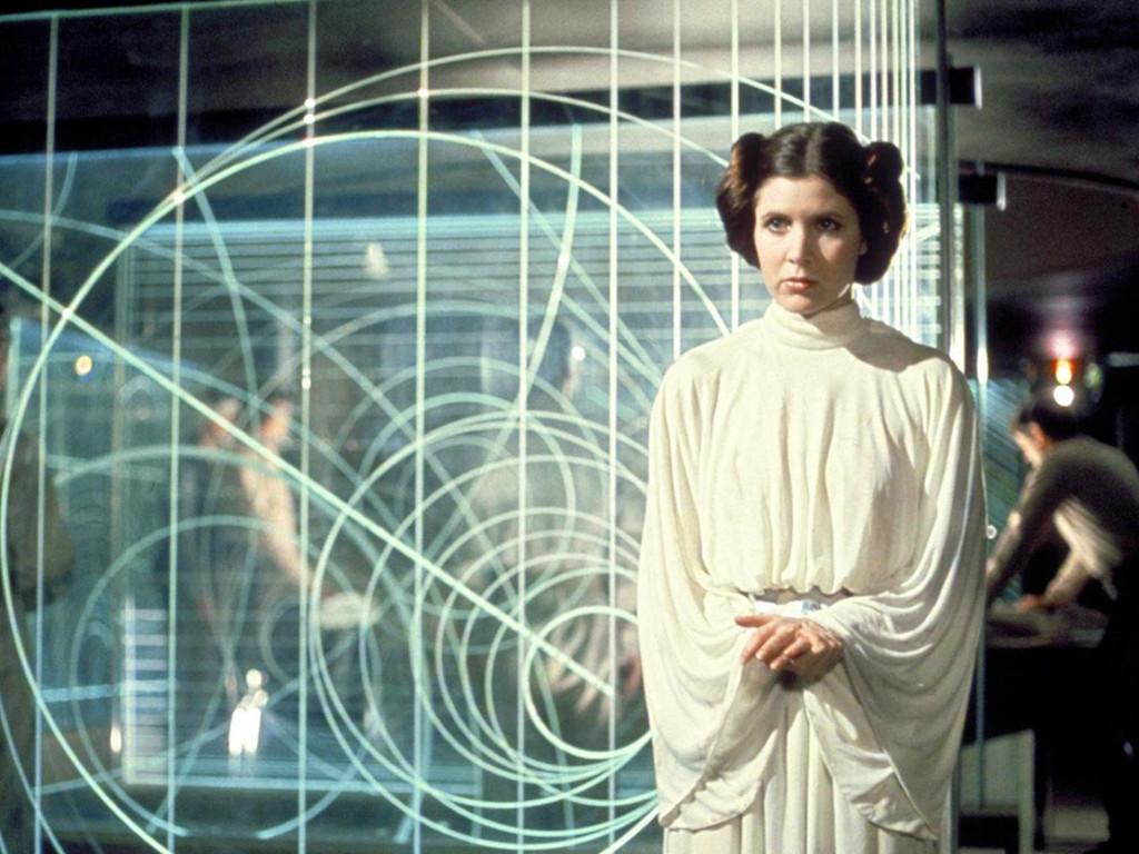 Star Wars Wallpaper: Princess Leia