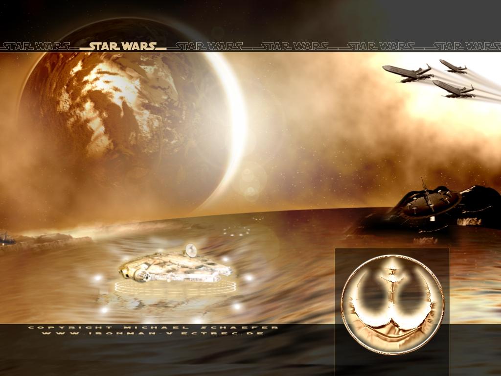 Star Wars Wallpaper: Rebel Forces