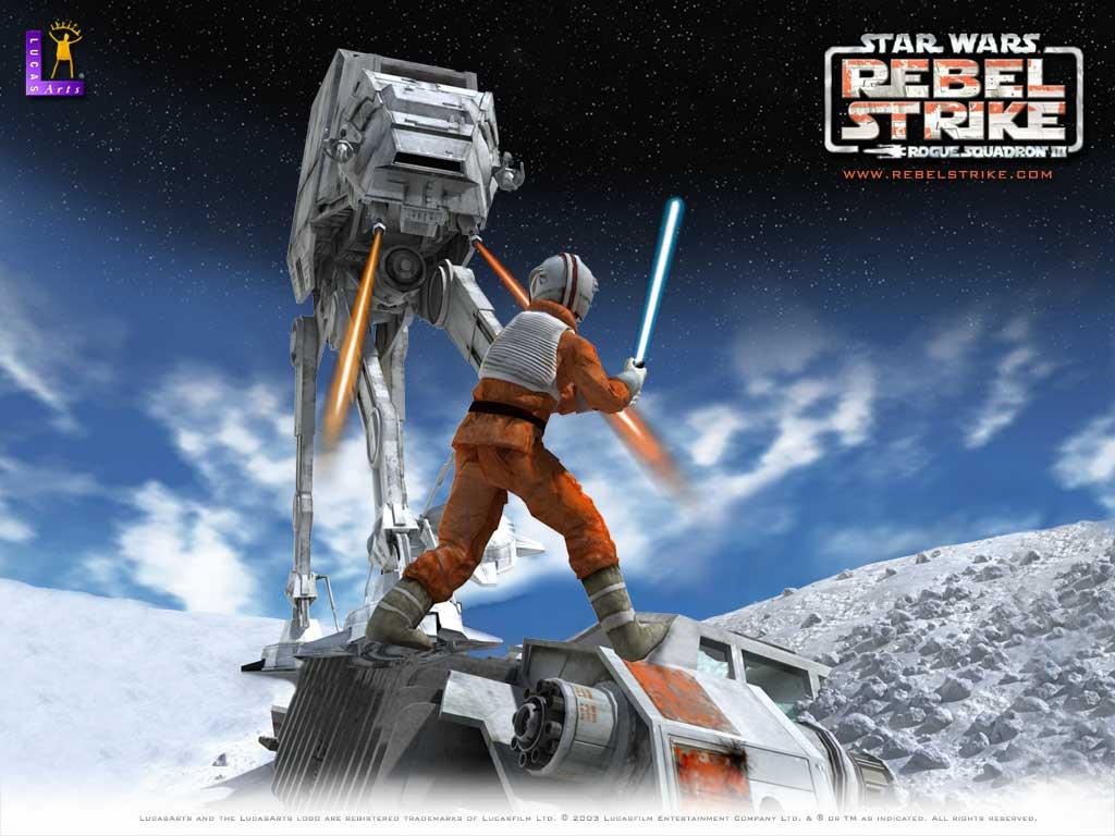 Star Wars Wallpaper: Rebel Strike