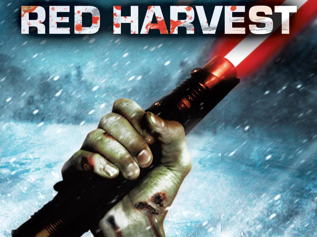Star Wars Wallpaper: Red Harvest