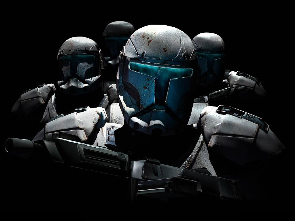 Star Wars Wallpaper: Republic Commando