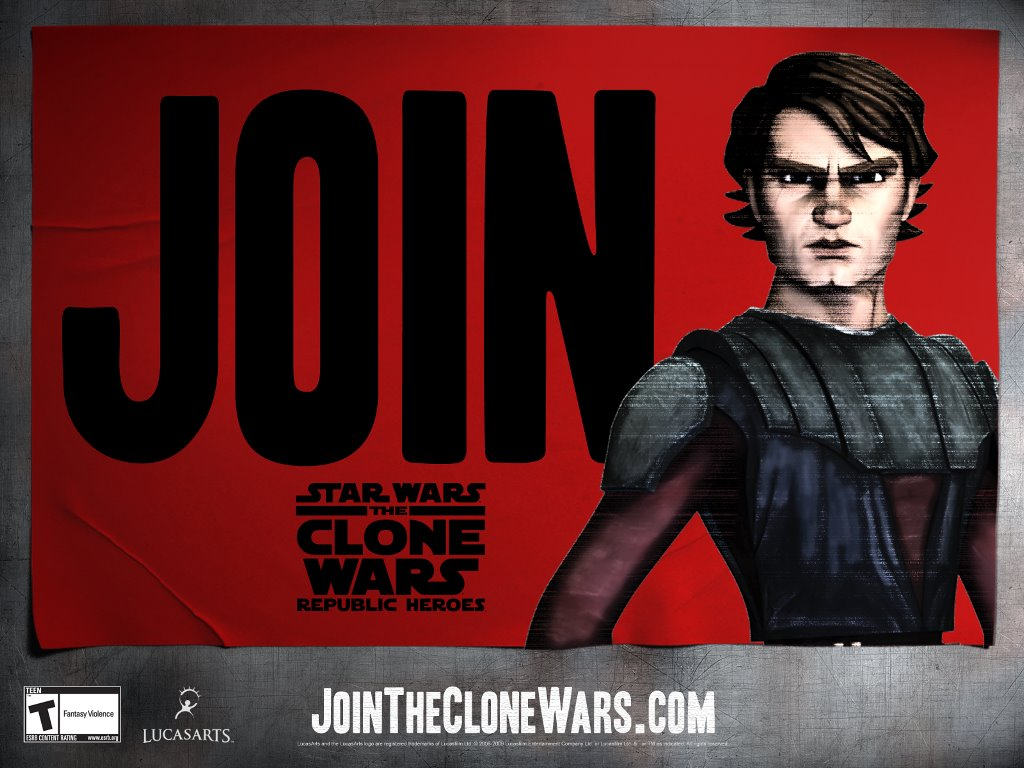 Star Wars Wallpaper: Republic Heroes