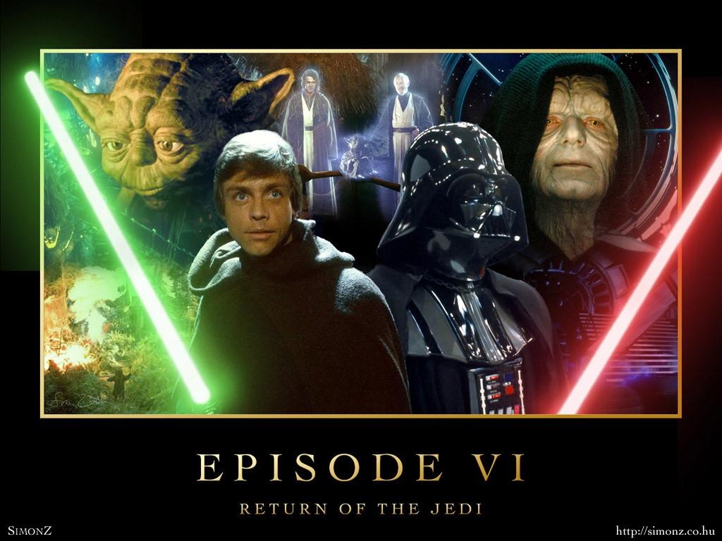 Star Wars Wallpaper: Return of the Jedi