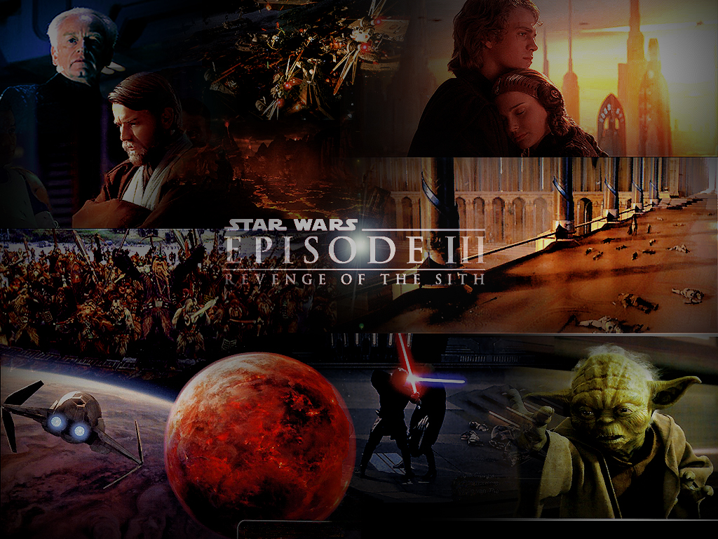 Star Wars Wallpaper: Revenge of the Sith