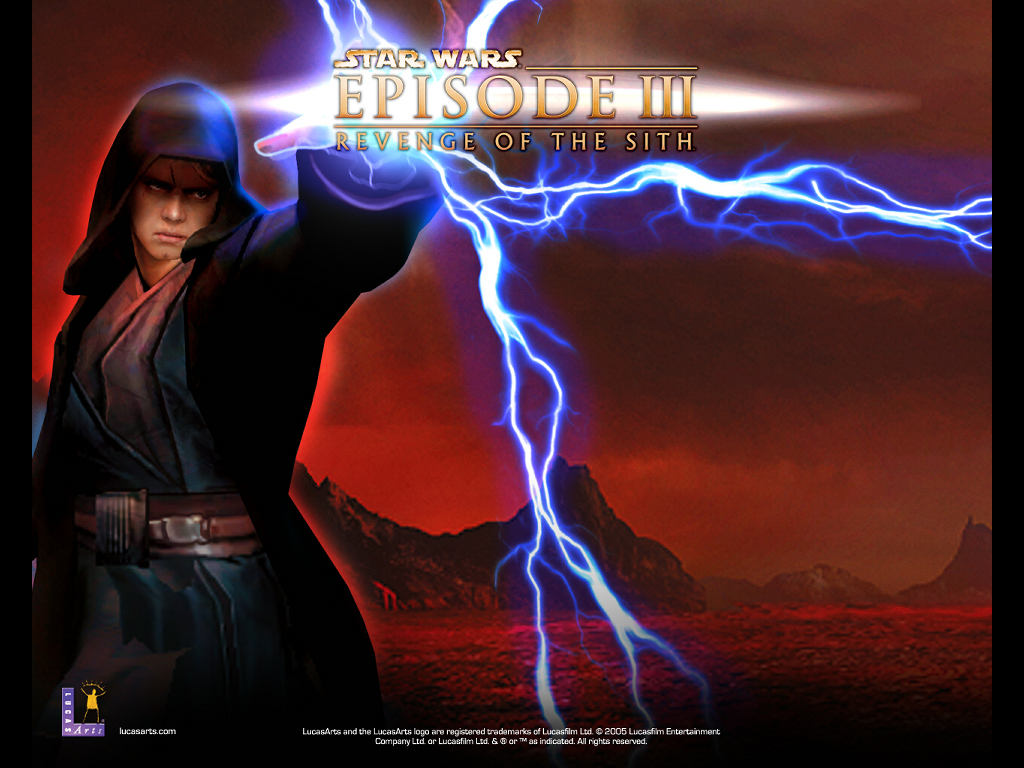 Star Wars Wallpaper: Revenge of the Sith (Game)