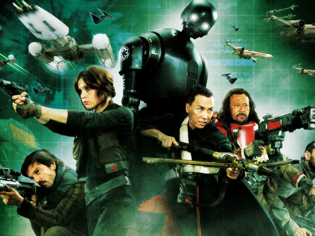 Star Wars Wallpaper: Rogue One