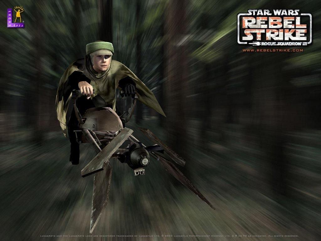 Star Wars Wallpaper: Rogue Squadron 3