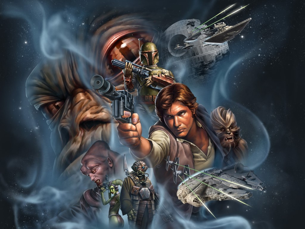 Star Wars Wallpaper: Rogues