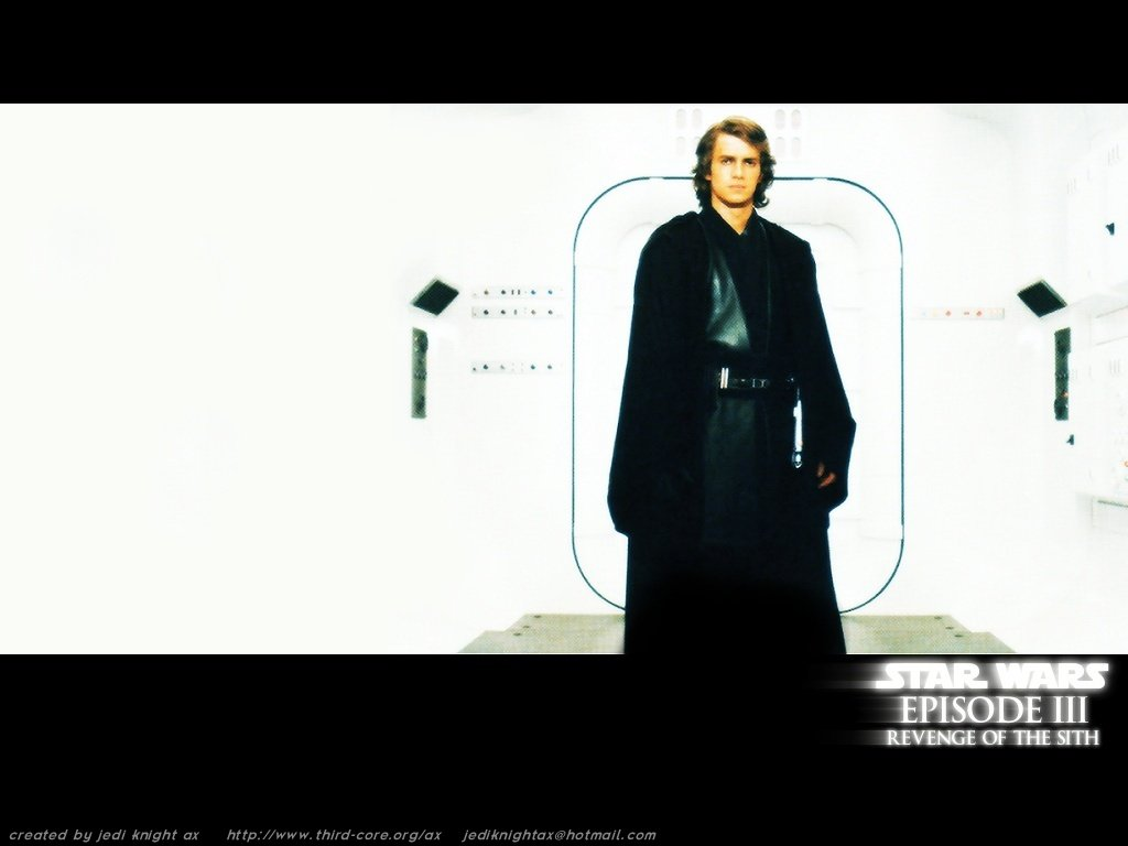 Star Wars Wallpaper: Revenge of the Sith - Anakim