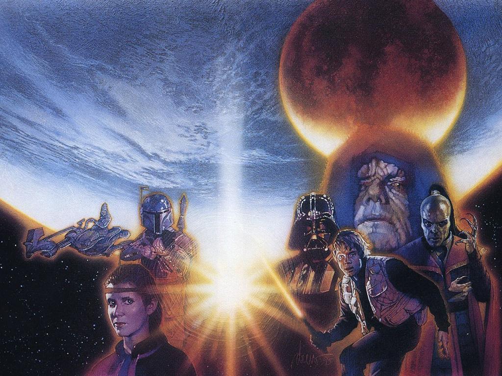 Star Wars Wallpaper: Shadows of the Empire