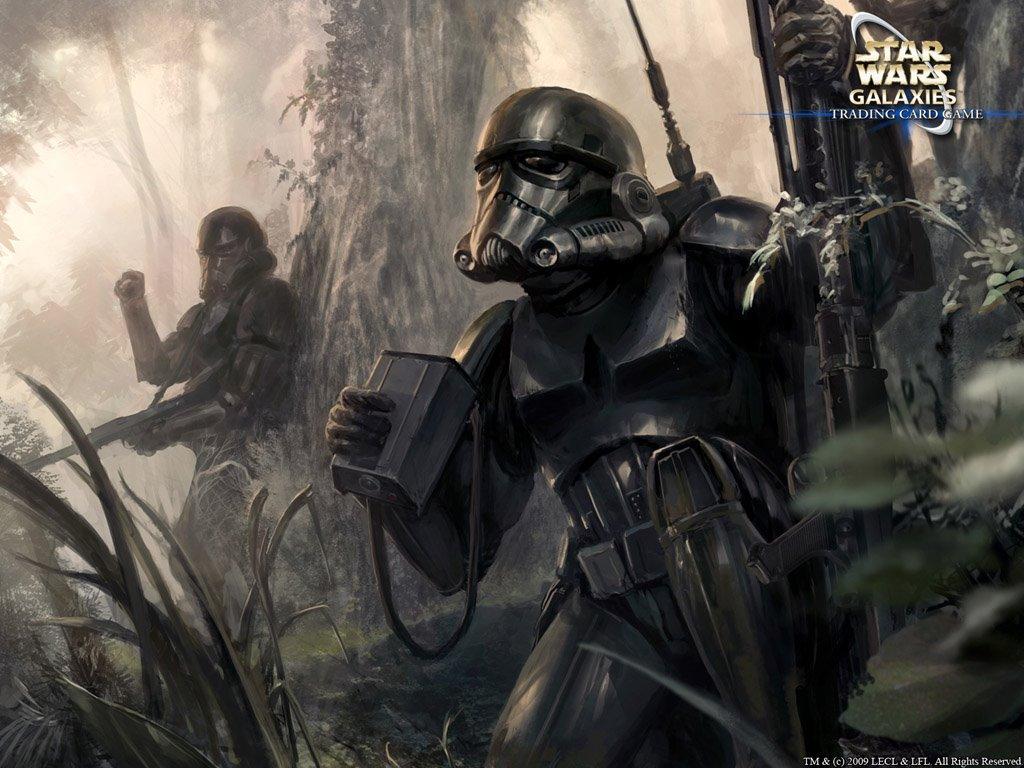 Star Wars Wallpaper: Shadow Operations