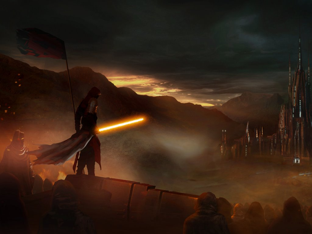Star Wars Wallpaper: Sith Army