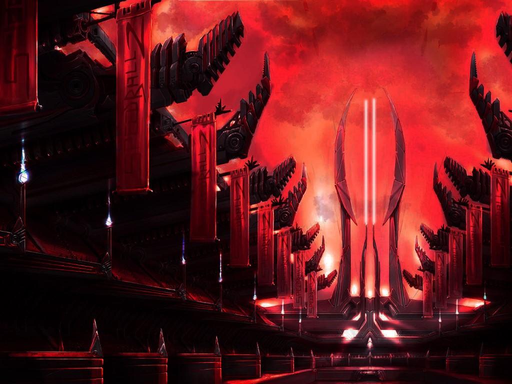 Star Wars Wallpaper: Sith Empire