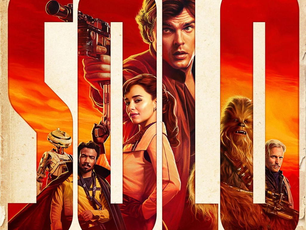 Star Wars Wallpaper: Solo - A Star Wars Story