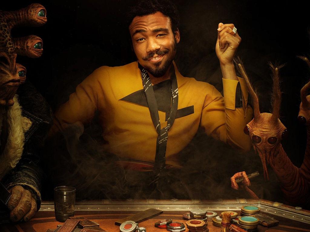 Star Wars Wallpaper: Solo - Lando