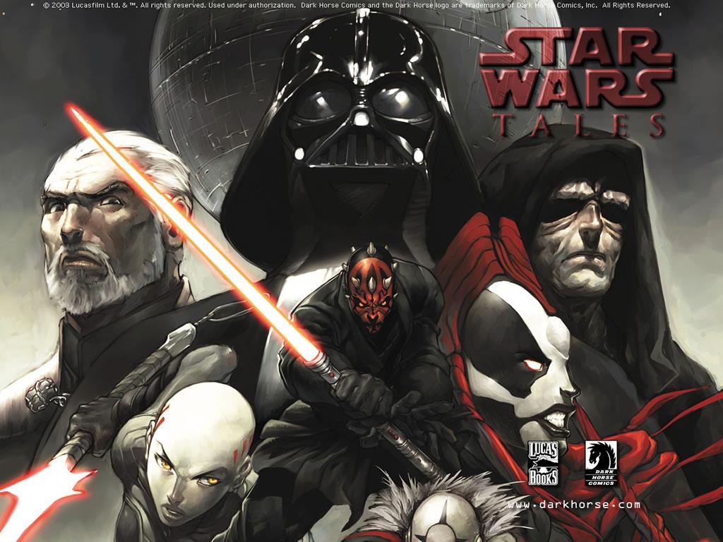 Star Wars Wallpaper: Star War Tales - Sith