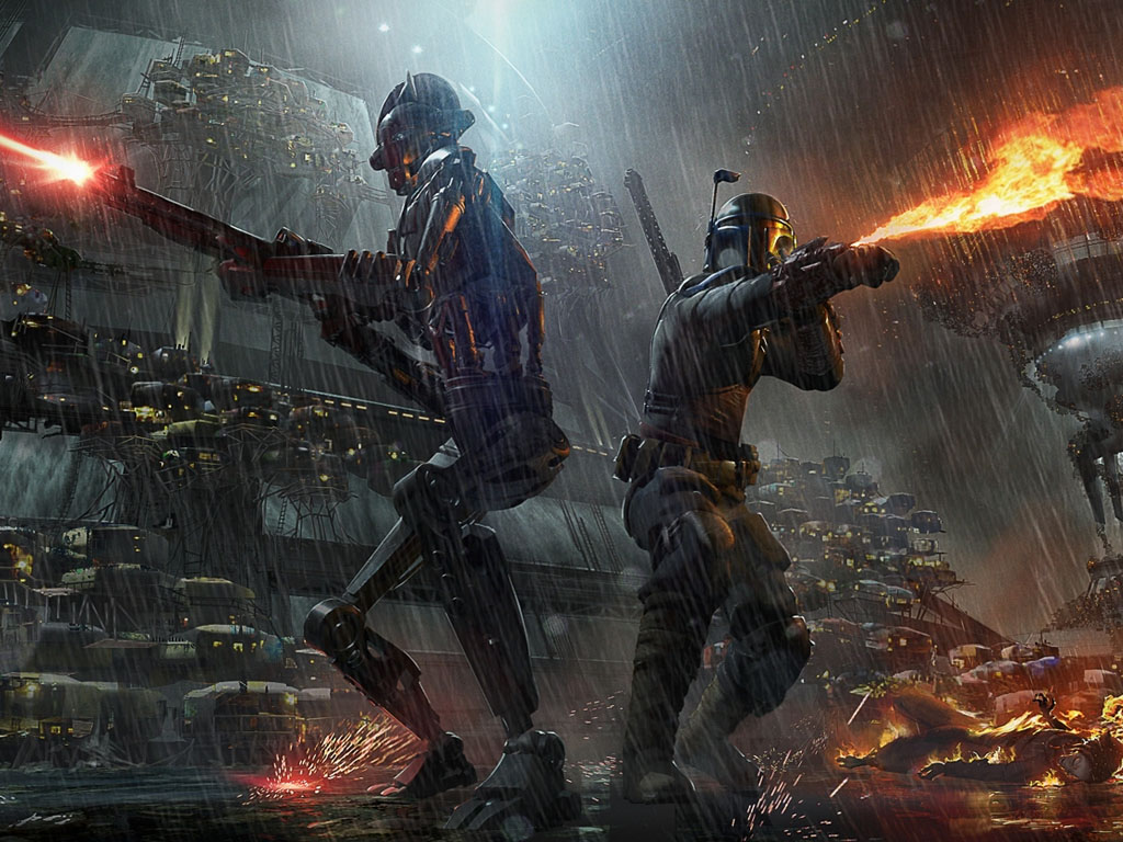 Star Wars Wallpaper: Star Wars 1313