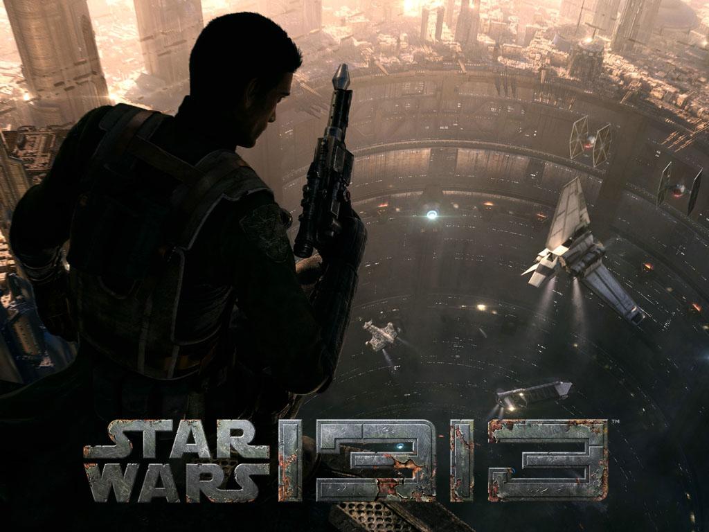 Star Wars Wallpaper: Star Wars 1313