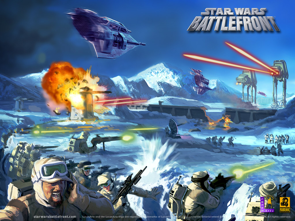Star Wars Wallpaper: Star Wars Battlefront