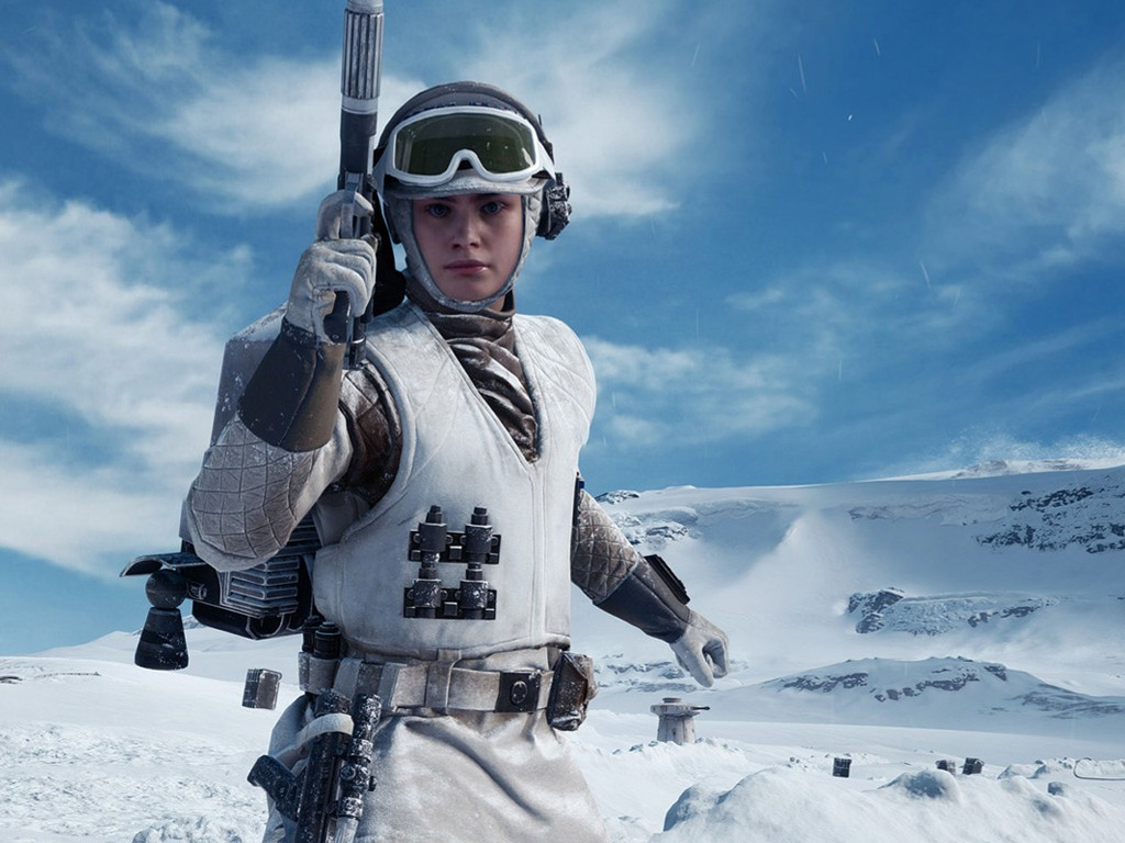 Star Wars Wallpaper: Star Wars - Battlefront
