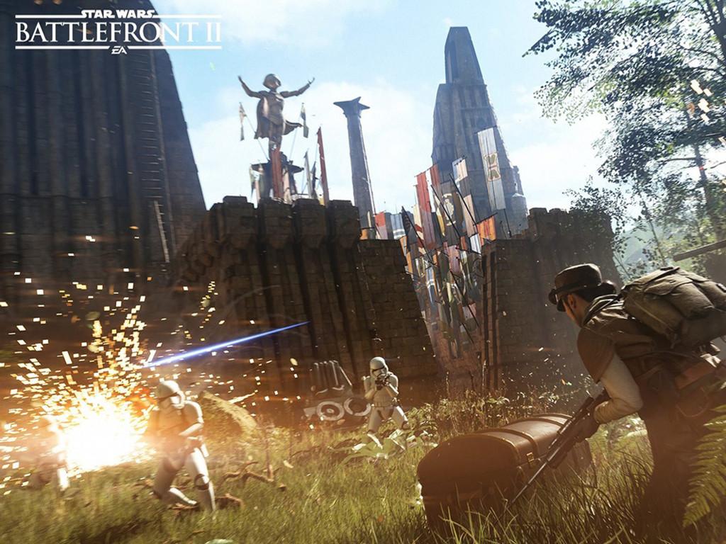 Star Wars Wallpaper: Star Wars Battlefront II