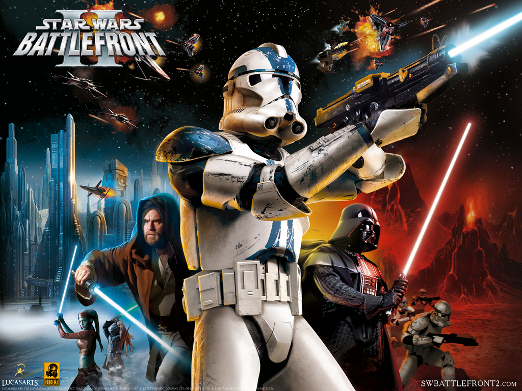 Star Wars Wallpaper: Star Wars Battlefront II