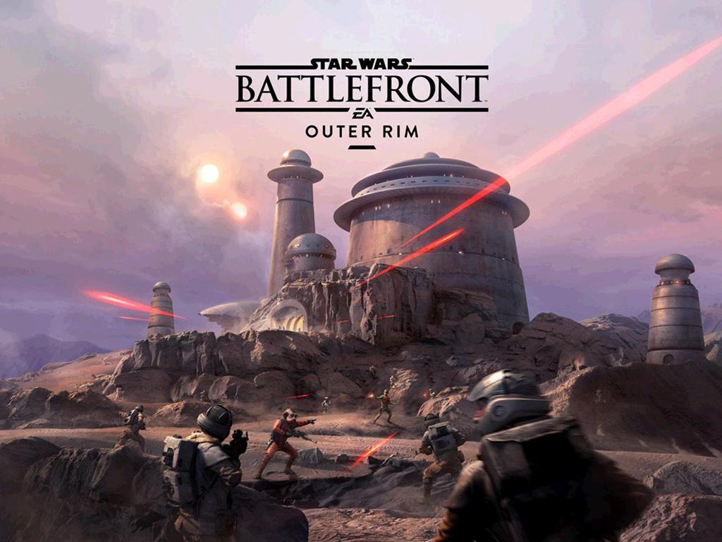 Star Wars Wallpaper: Star Wars - Battlefront