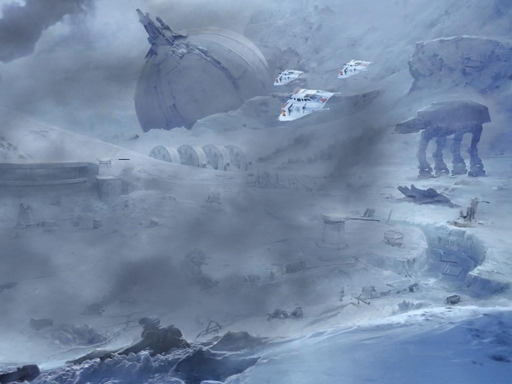 Star Wars Wallpaper: Star Wars Battlefront - Renegade Squadron