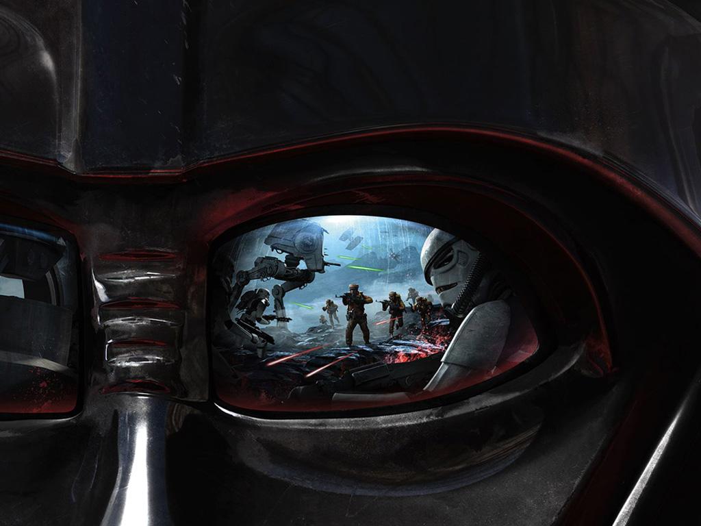 Papel de Parede Gratuito de Guerra nas Estrelas : Star Wars - Battlefront