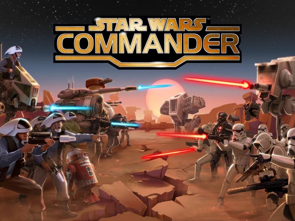 Star Wars Wallpaper: Star Wars Commander