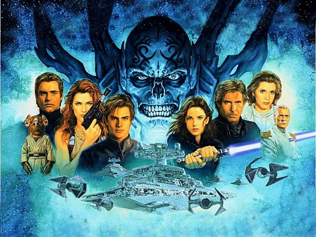 Star Wars Wallpaper: Expanded Universe