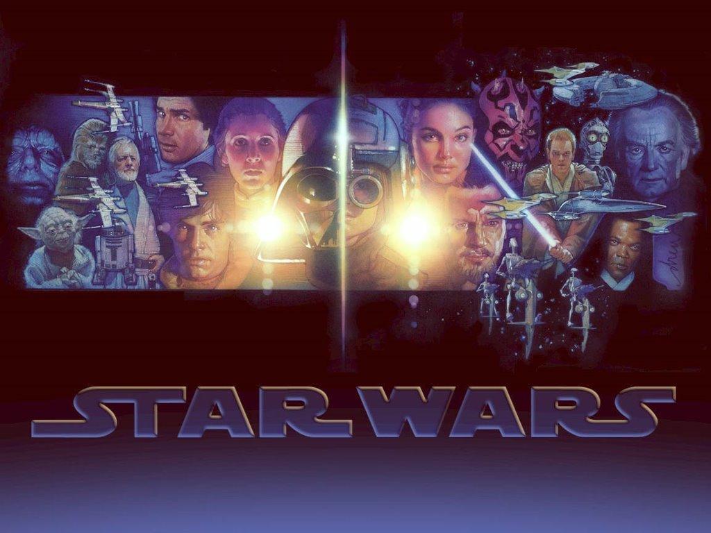 Star Wars Wallpaper: Star Wars - Saga