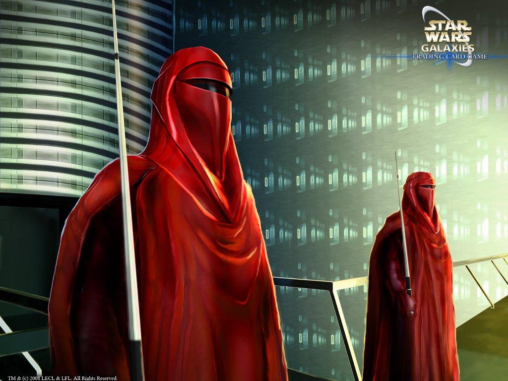 Star Wars Wallpaper: Star Wars Galaxies - Red Guard