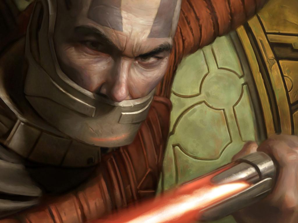 Star Wars Wallpaper: Knights of the Old Republic - Malak