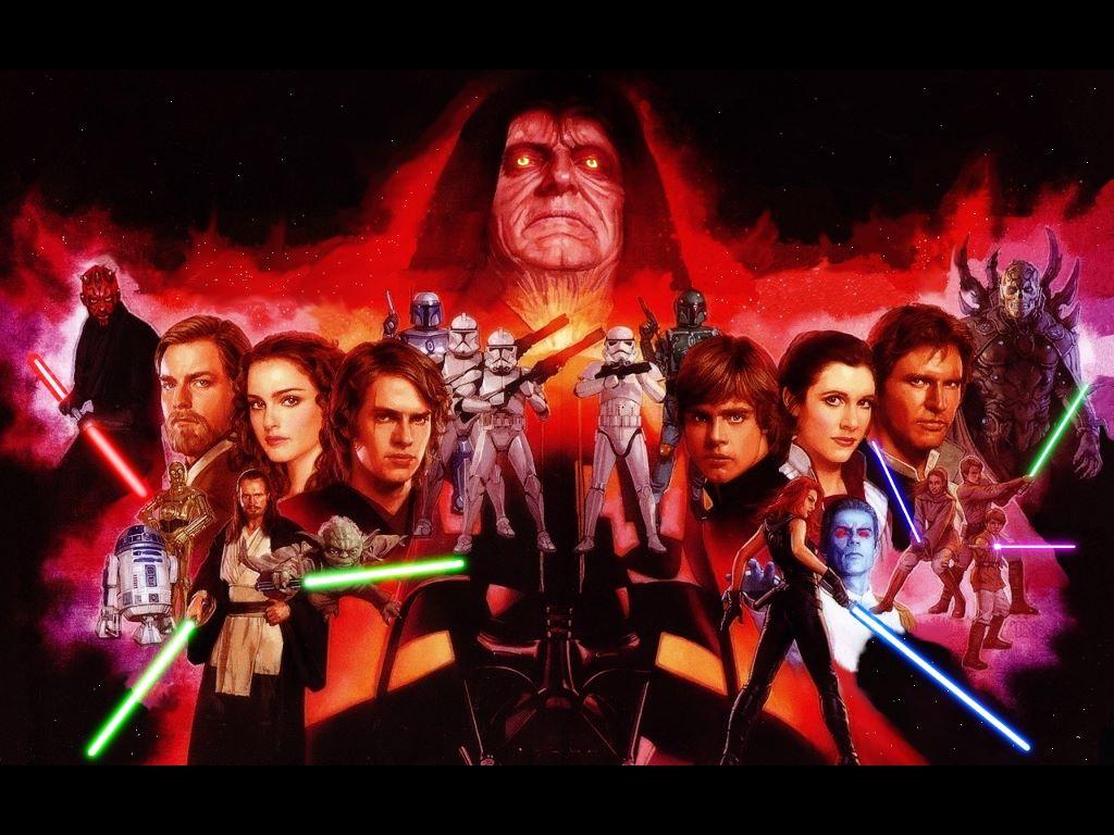 Star Wars Wallpaper: Legacy