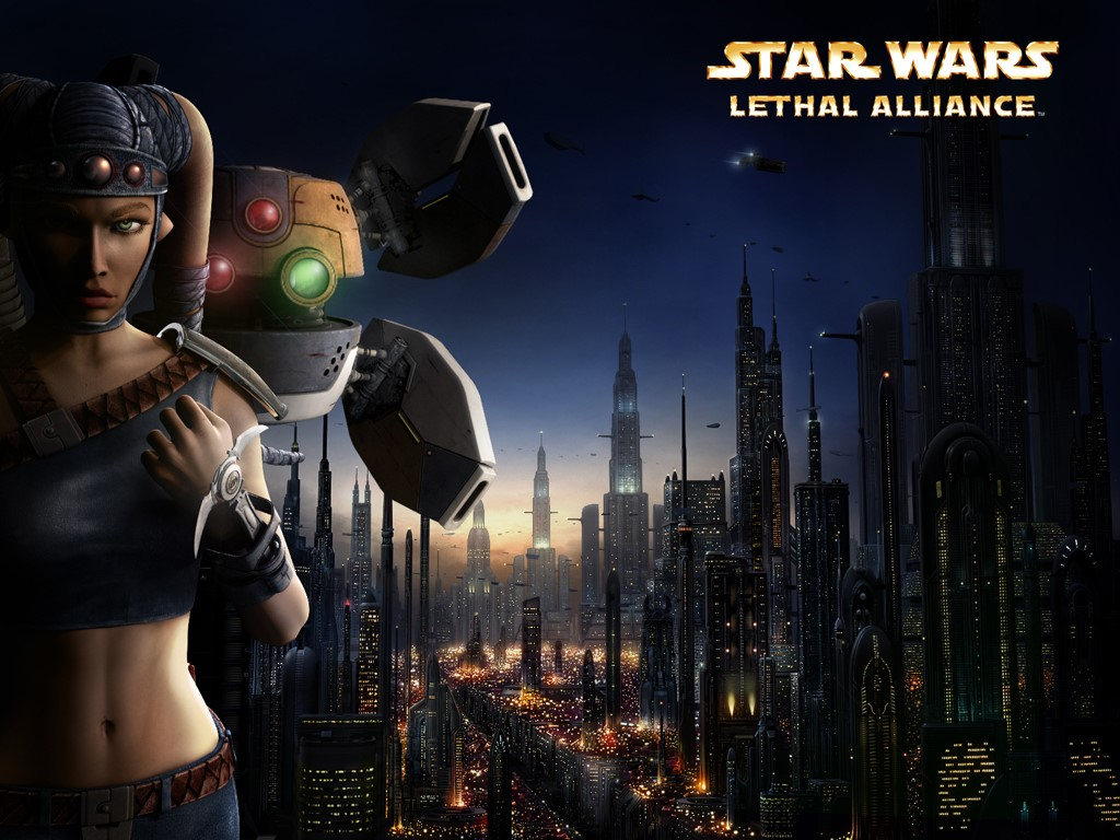 Star Wars Wallpaper: Lethal Alliance