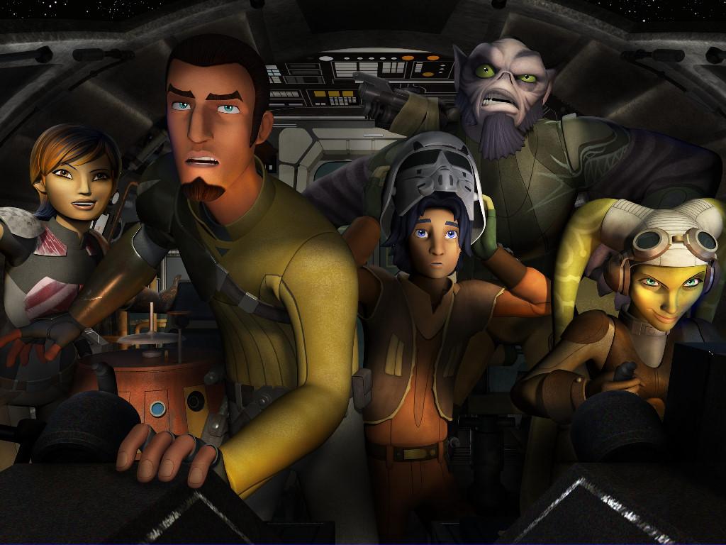 Star Wars Wallpaper: Star Wars Rebels