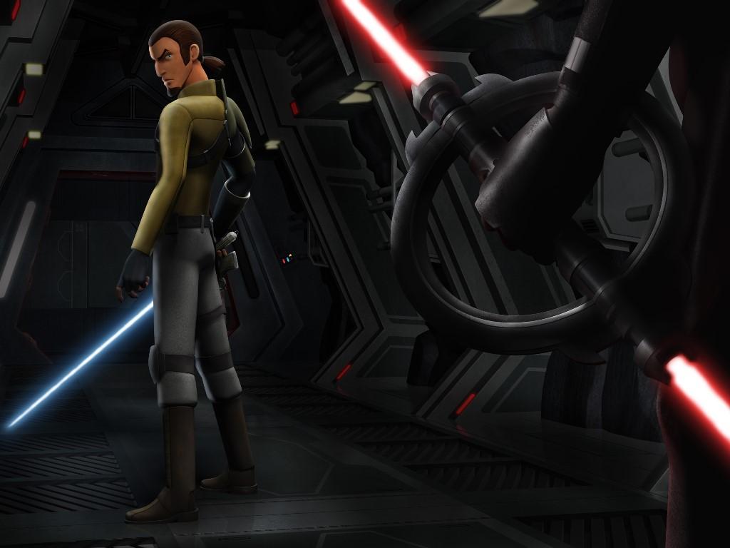 Star Wars Wallpaper: Star Wars Rebels - Kanan