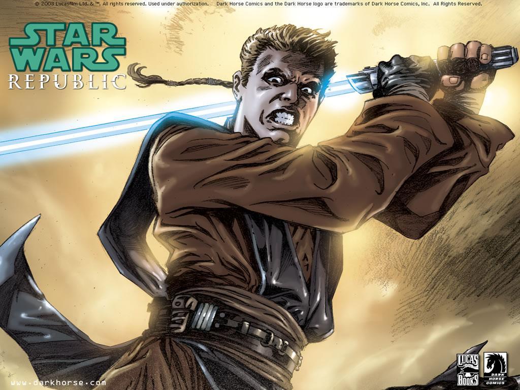Star Wars Wallpaper: Star Wars - Republic