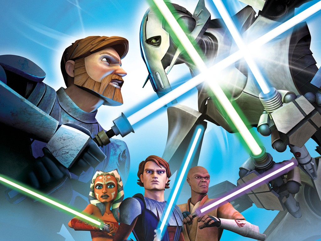 Star Wars Wallpaper: The Clone Wars