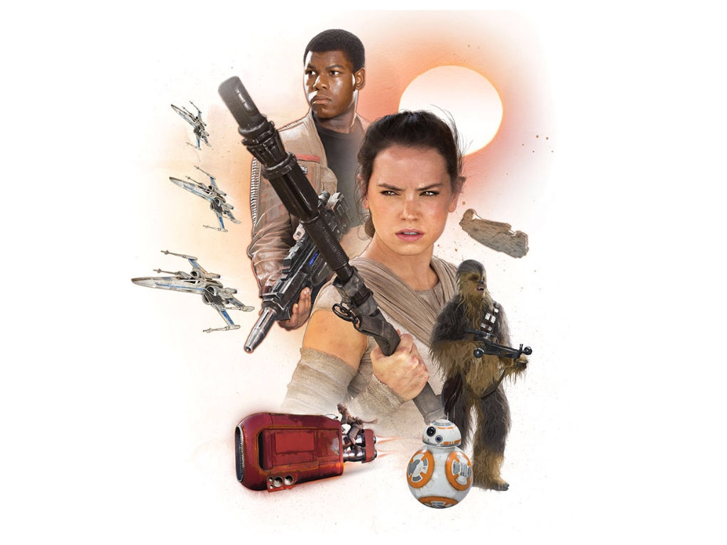 Star Wars Wallpaper: The Force Awakens