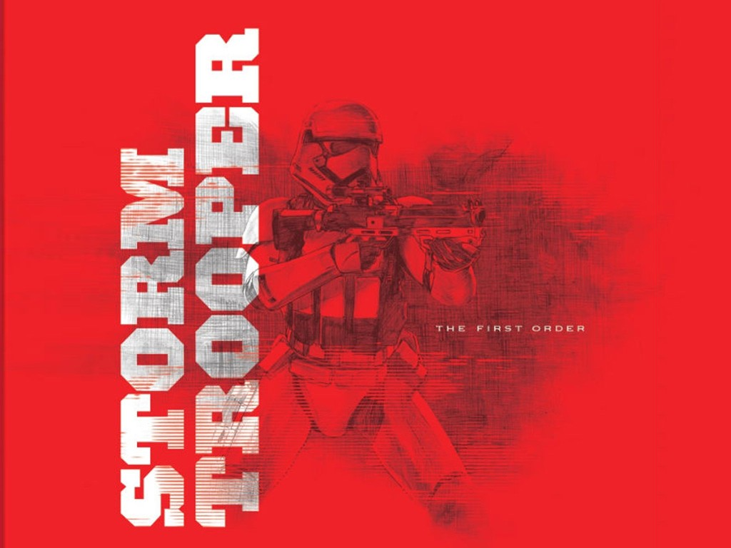 Star Wars Wallpaper: The Force Awakens - Stormtrooper