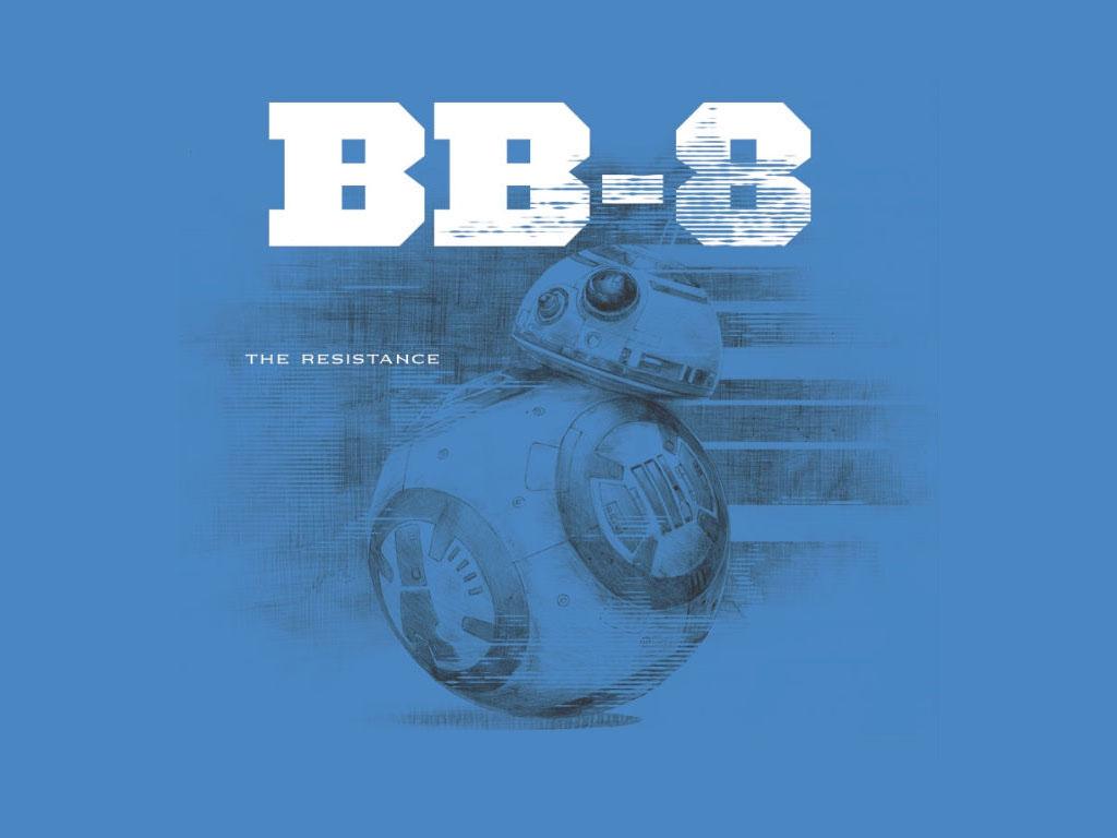 Star Wars Wallpaper: BB-8