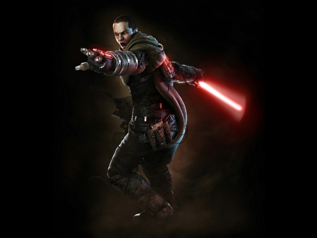 Star Wars Wallpaper: Star Wars - The Force Unleashed