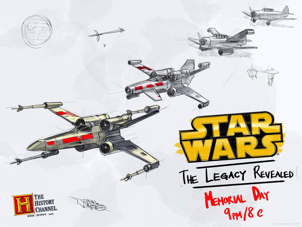 Star Wars Wallpaper: The Legacy (History Channel)