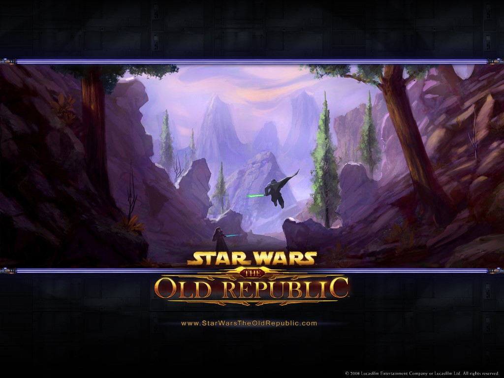 Star Wars Wallpaper: The Old Republic