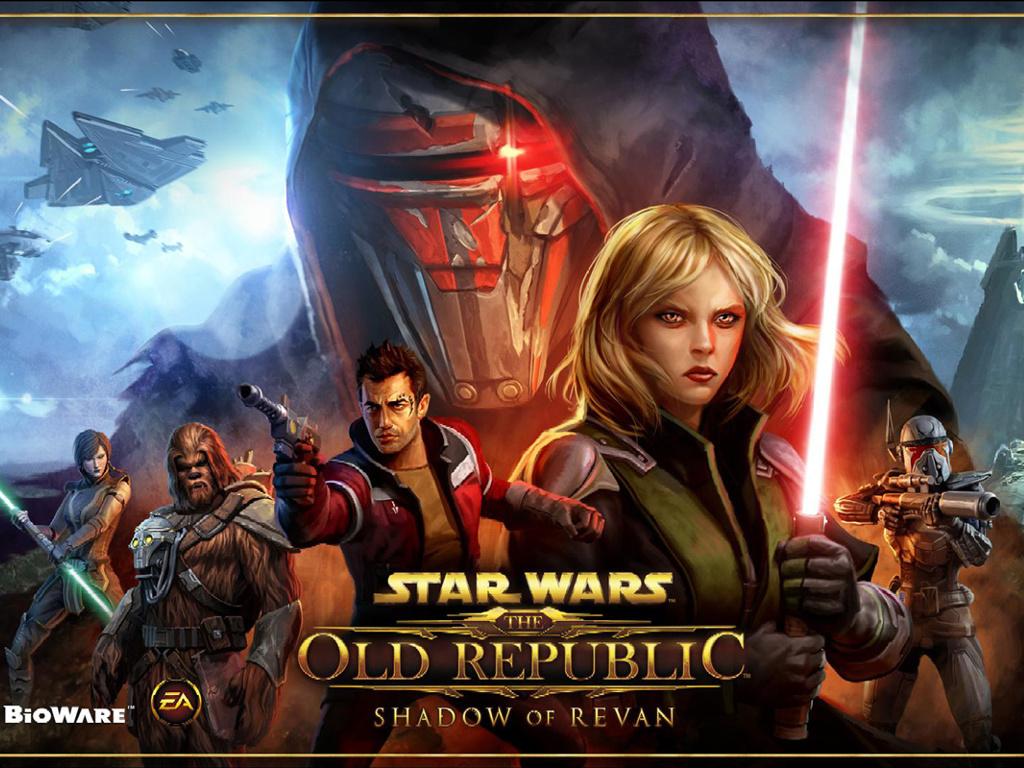 Star Wars Wallpaper: Star Wars - The Old Republic - Shadow of Revan