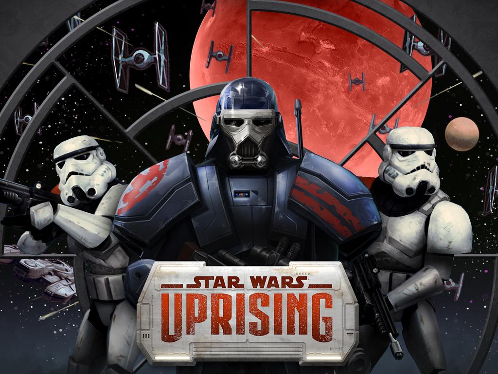Star Wars Wallpaper: Star Wars Uprising
